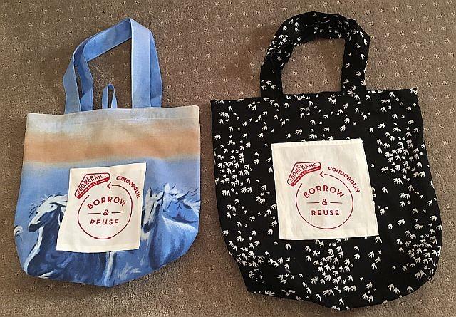 Condobolin Boomerang Bags